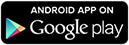 A black icon bar prompting visitors to download the Audio Guide from Google Play.