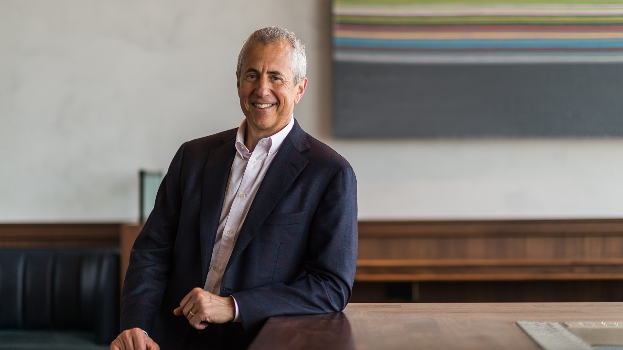 "Navigate to Danny Meyer Tells His 9/11 Story, Talks NYC Restaurant Culture in ""New York Stories: Danny Meyer"" page"