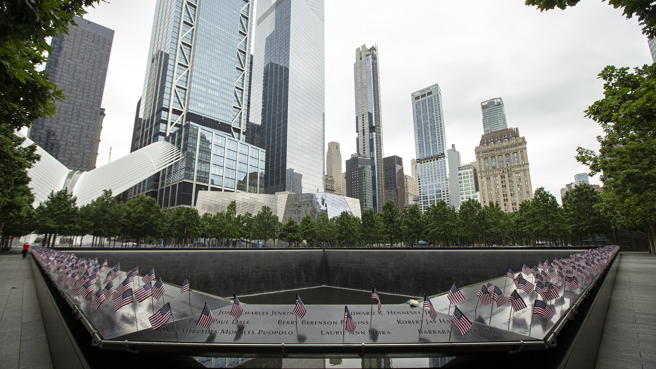 Navigate to After Special July 4 Opening Ceremony, 9/11 Memorial Open to the Public Sunday page