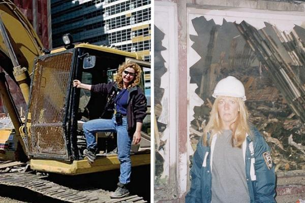 Navigate to Remembering the Women of Ground Zero page