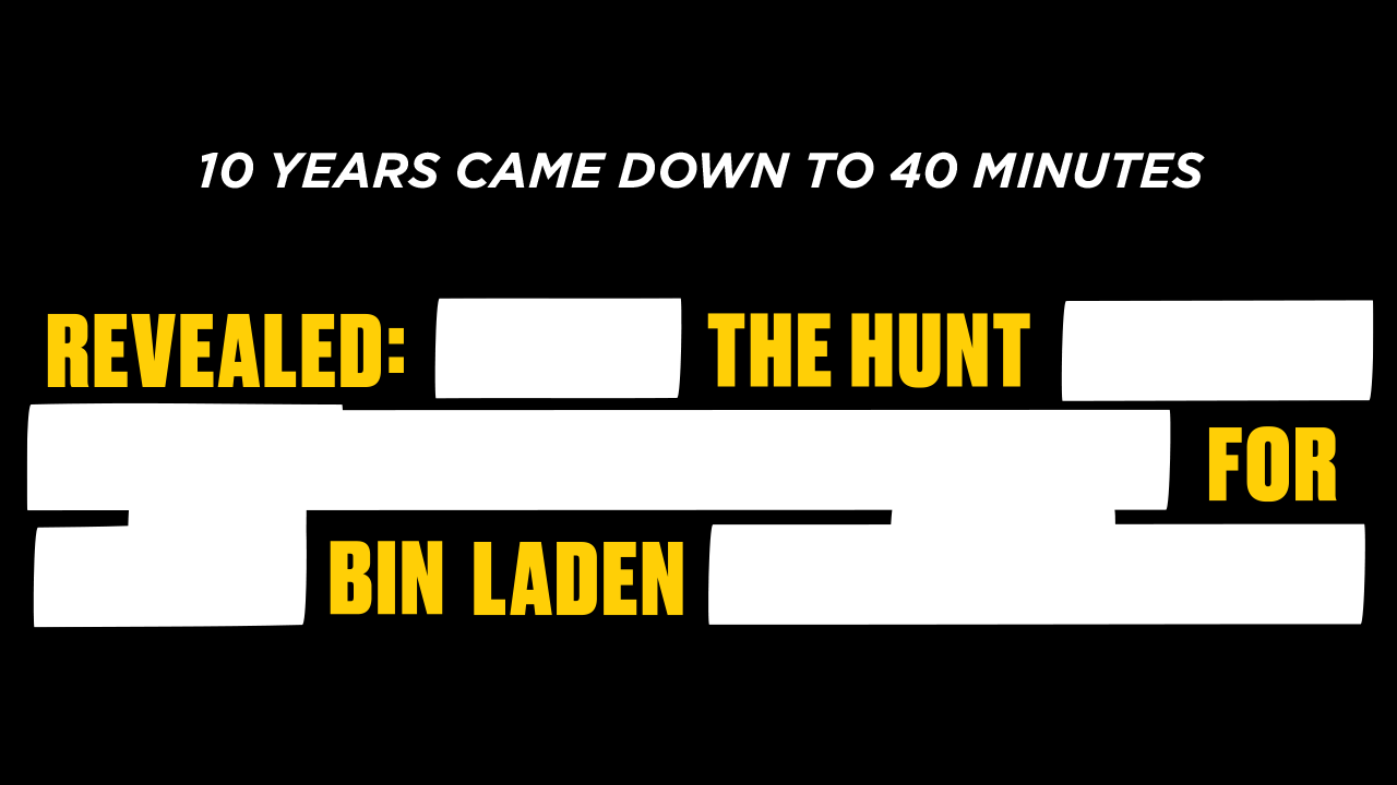 Navigate to Digital Exhibition: Revealed: The Hunt for Bin Laden page