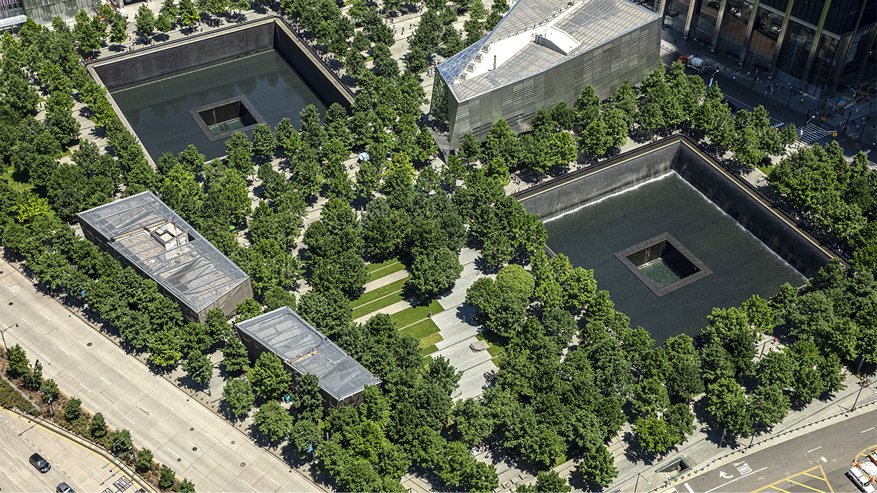 Navigate to Support the Reopening of the 9/11 Memorial page