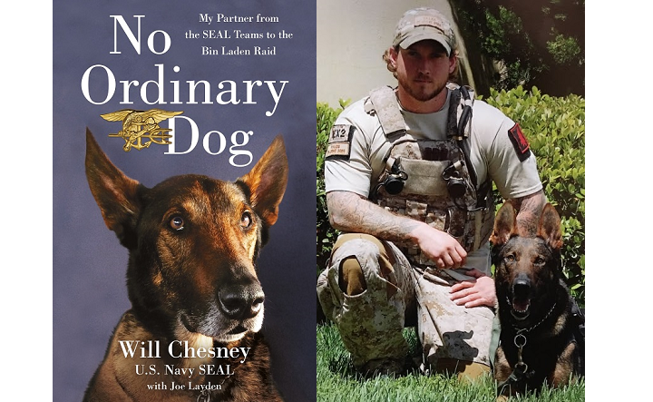 Navy SEAL Will Chesney to Discuss No Ordinary Dog | National ...